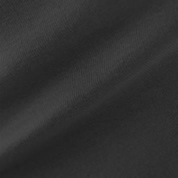 Jersey viscose gris foncé