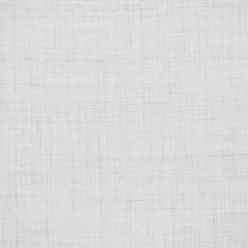 Coton aspect lin blanc