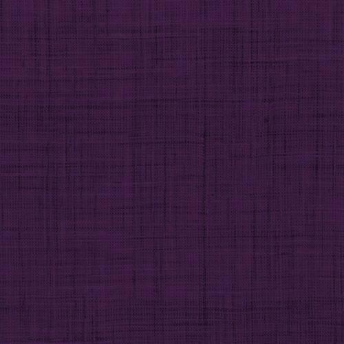 Coton aspect lin violet