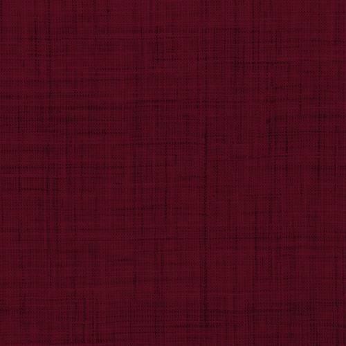 Coton aspect lin lie de vin