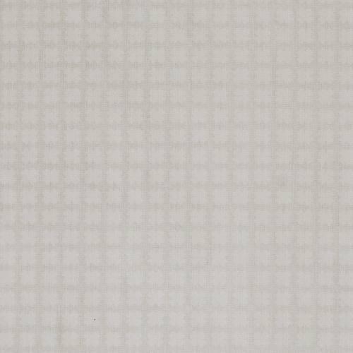 Coton blanc cassé imprimé petites croix
