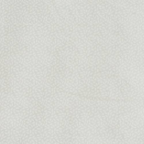 Coton blanc cassé imprimé grain de riz