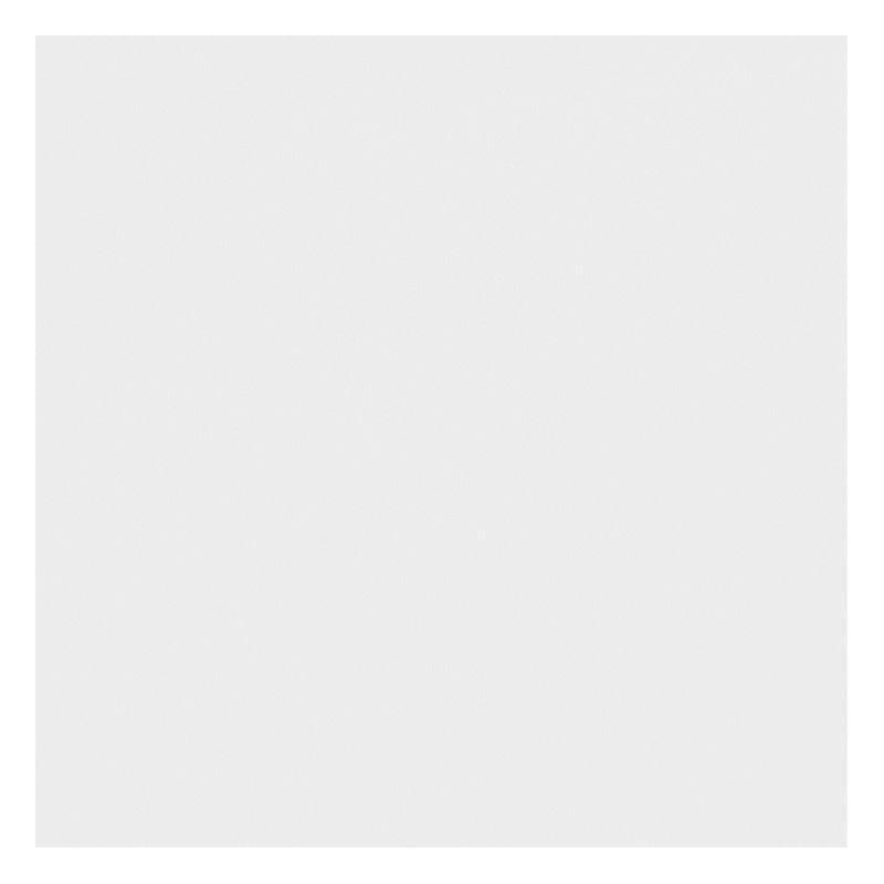 Toile coton demi-natté blanche