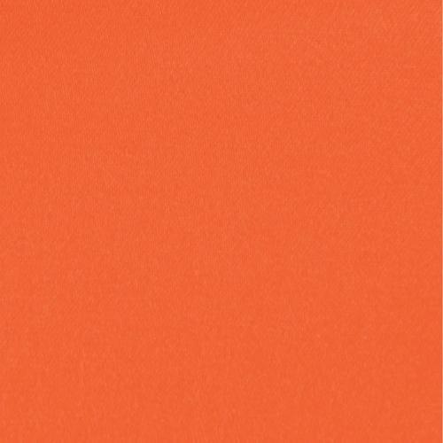 Toile coton demi-natté orange clair