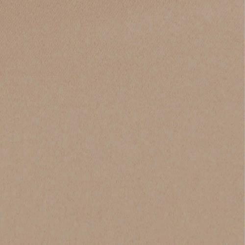 Toile coton demi-natté beige