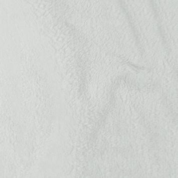 Tissu polaire gris perle 140 cm