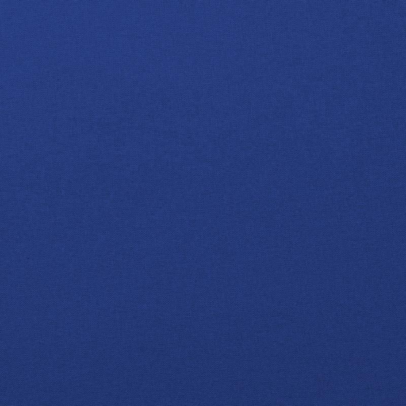 coton uni bleu roi pas cher tissus price. Black Bedroom Furniture Sets. Home Design Ideas