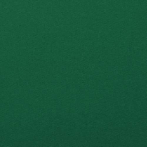 Coton uni vert