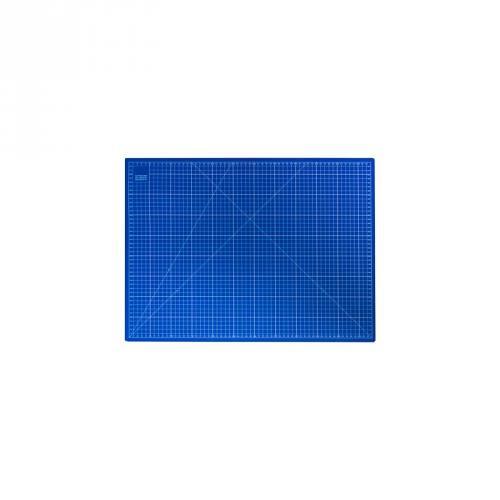 Tapis de découpe bleu 30x22 cm