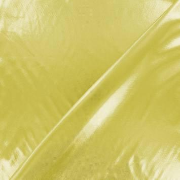 Maille jaune lurex