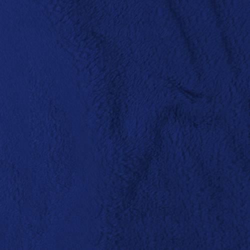Tissu polaire microfibre bleu roi 140 cm