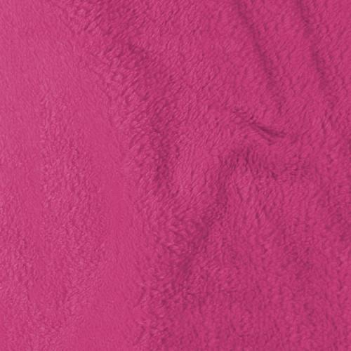Tissu polaire microfibre fuchsia 140 cm