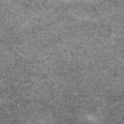 Feutrine rigide grise chinée
