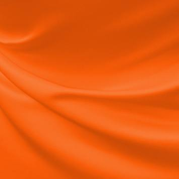 Satin duchesse orange