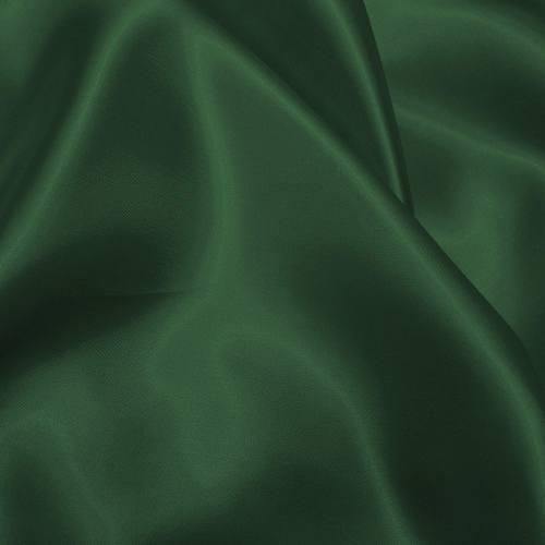 Satin uni vert foncé 110cm