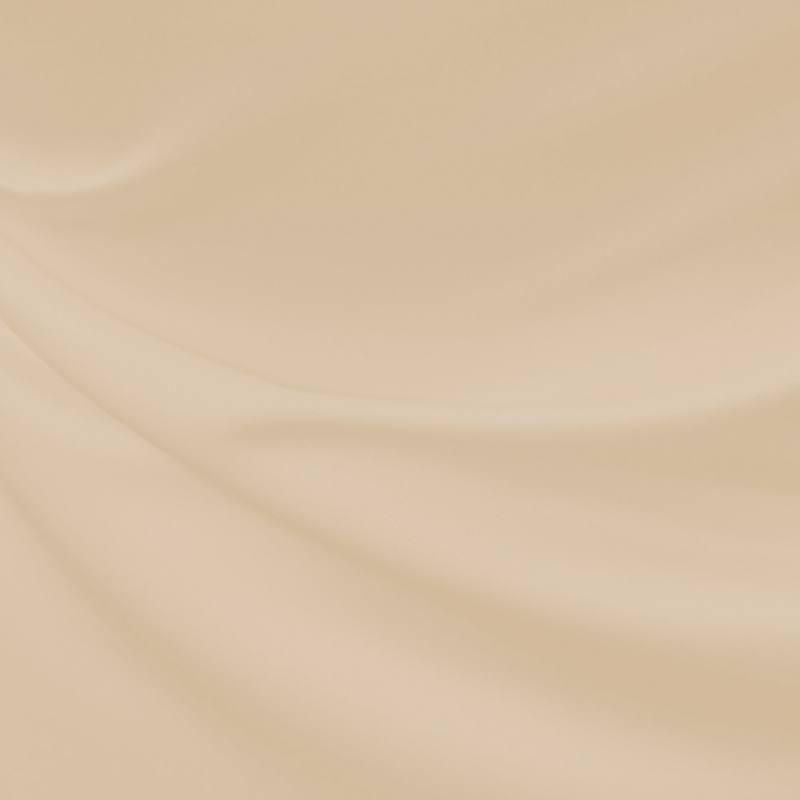 Satin duchesse crème