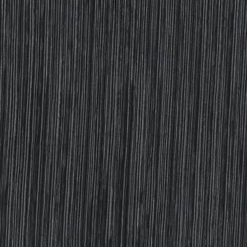 Tissu plissé satiné anthracite