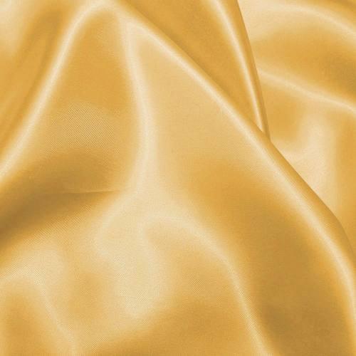 Satin gold 150cm