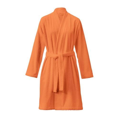 Tissu éponge orange 400Gr 21