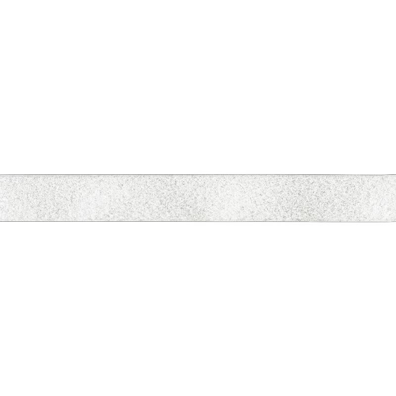 Auto agrippant à coudre velours 16 mm blanc