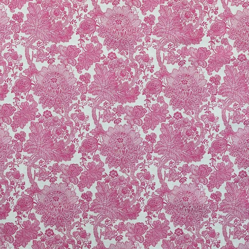 toile polycoton mandala rose grande largeur pas cher. Black Bedroom Furniture Sets. Home Design Ideas