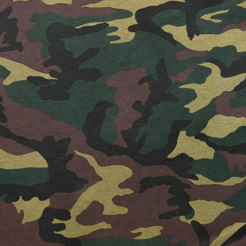 toile polycoton camouflage grande largeur pas cher. Black Bedroom Furniture Sets. Home Design Ideas