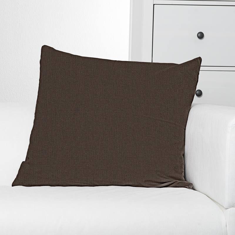 tissu ext rieur t flon marron pas cher tissus price. Black Bedroom Furniture Sets. Home Design Ideas