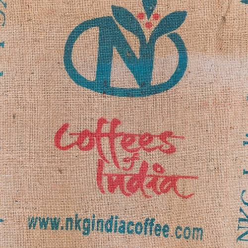 Sac à café Coffees of India