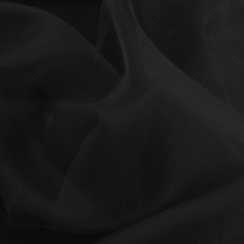 Organza noir