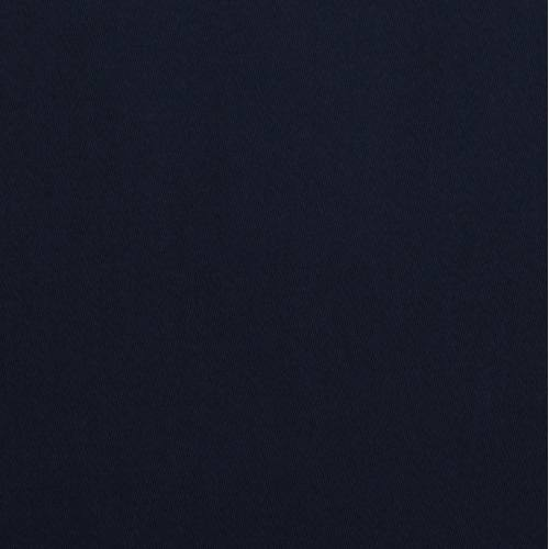 Coton extensible uni bleu marine