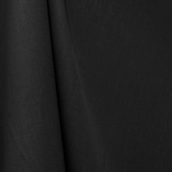 Tissu drap noir grande largeur