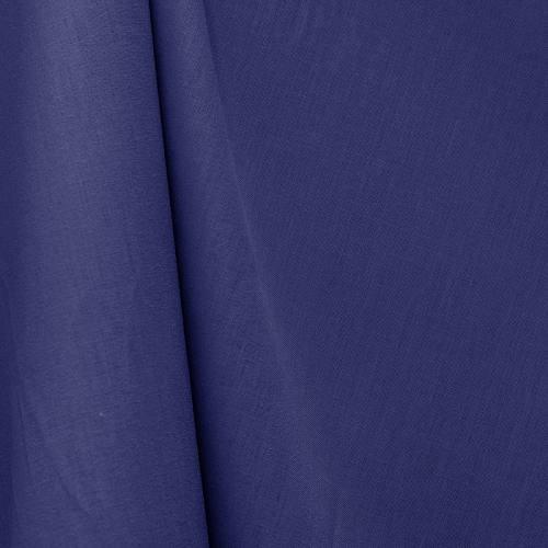 Tissu coton bleu roi grande largeur