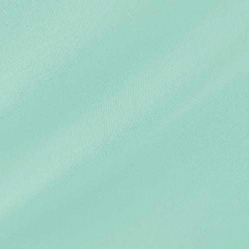 Jersey uni vert d'eau