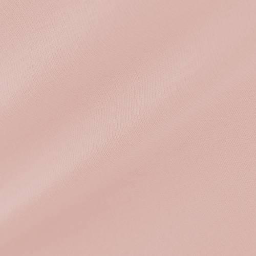 Jersey uni rose pastel