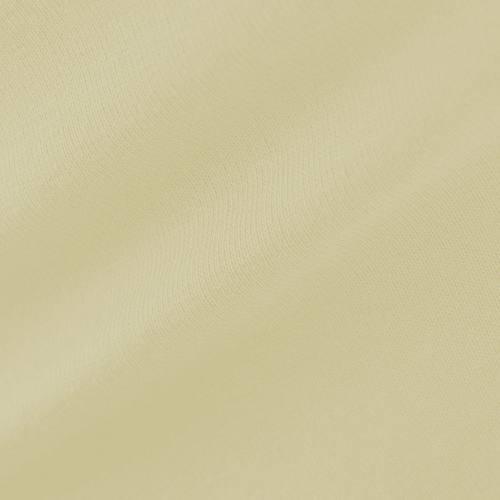 Jersey uni jaune pastel