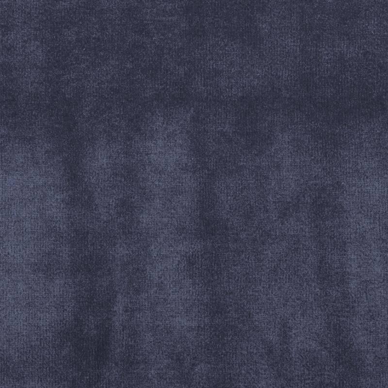 Velours extensible bleu marine