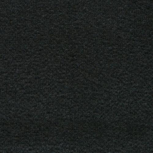 Lainage noir bouclé