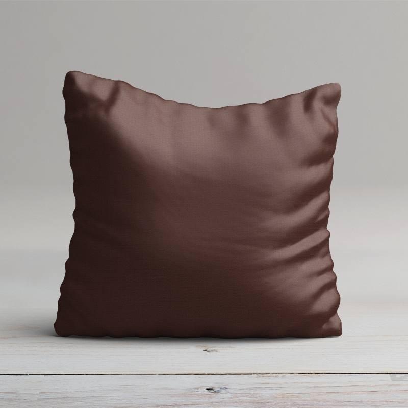 Tissu coton marron grande largeur