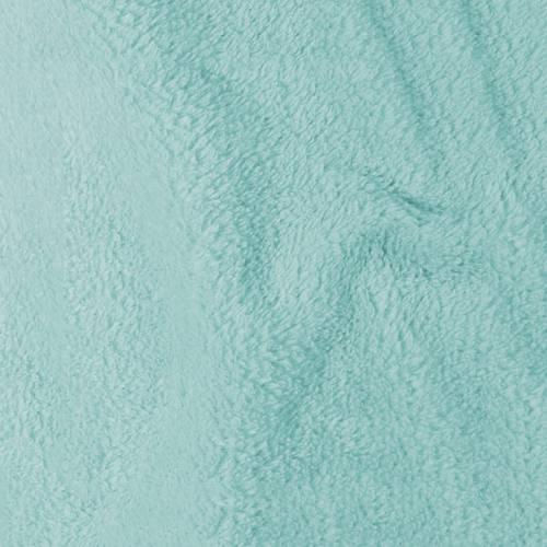 Tissu polaire microfibre vert pastel