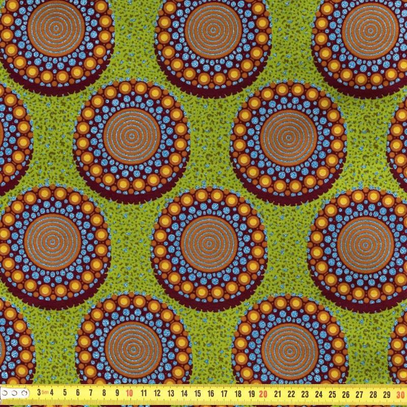 tissu africain pas cher