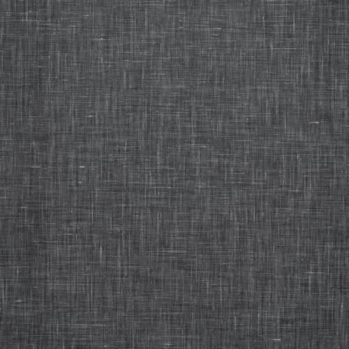 Lin enduit chiné gris