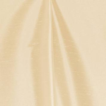 Tissu aspect soie champagne