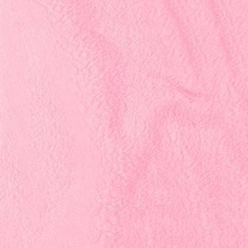 Tissu polaire microfibre rose bonbon 140 cm