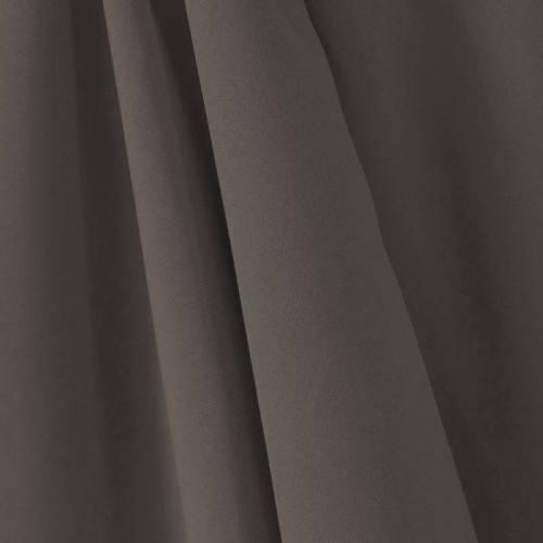 Tissu occultant non feu grande largeur gris
