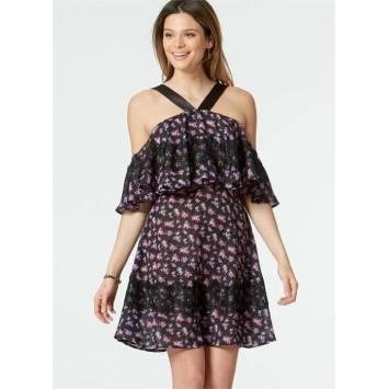 Patron McCall's M7620 : Robes pour jeune femme 32-40