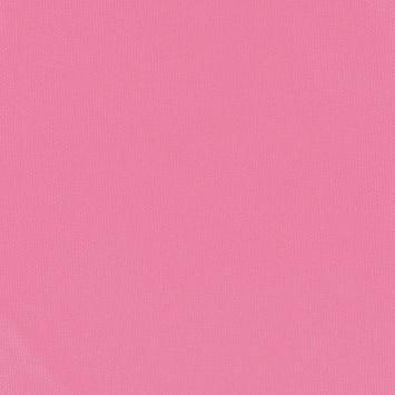 Toile polyester rose 180g