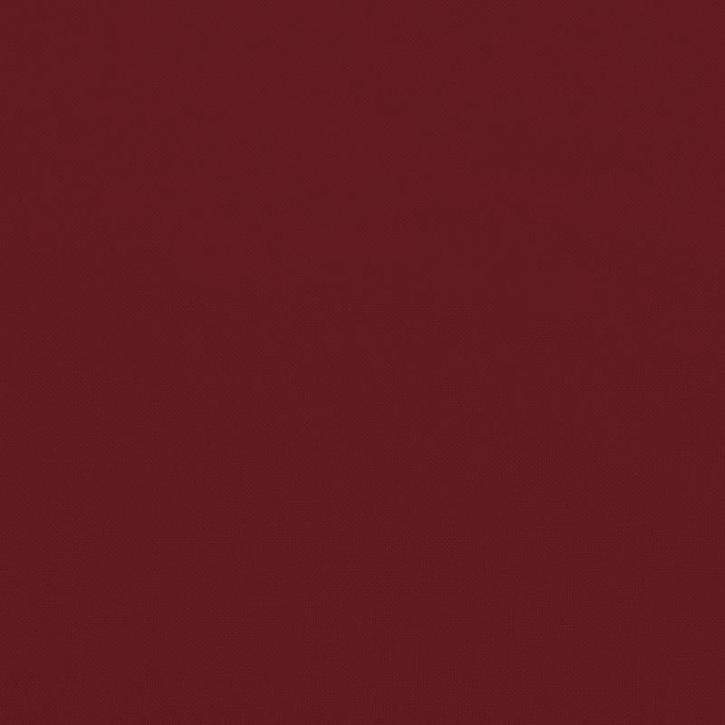 Burlington infroissable rouge coquelicot