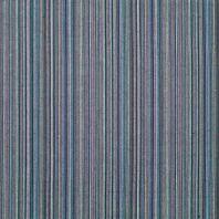 Tissu mexicain rayé bleu et vert