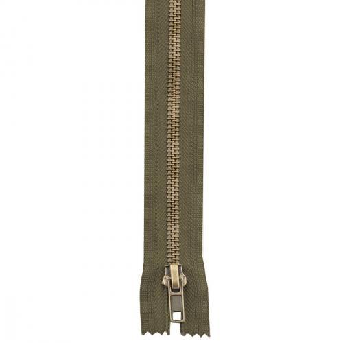 Fermeture 25 cm métal séparable Col 151