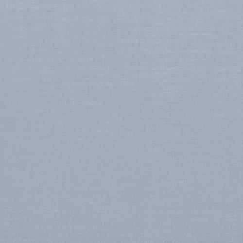 Voile de coton bleu pastel